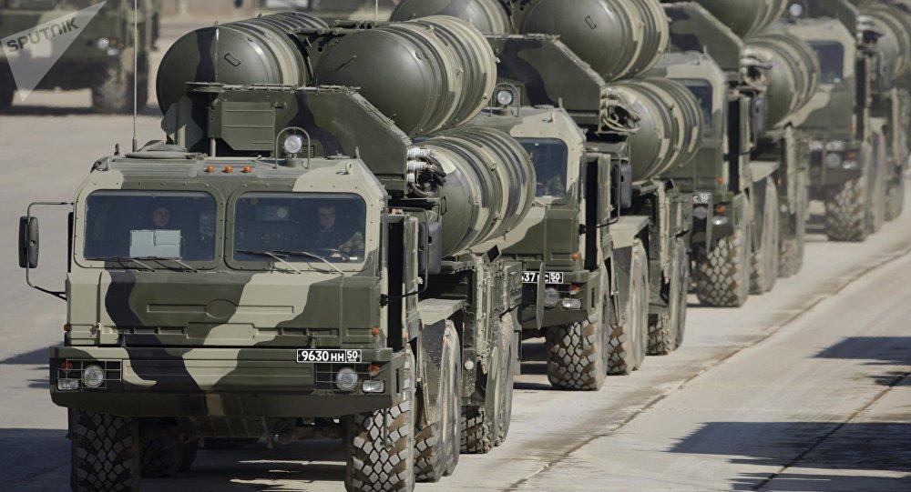 Rússia já tem quase pronto o sistema S-500, que neutraliza caças dos EUA