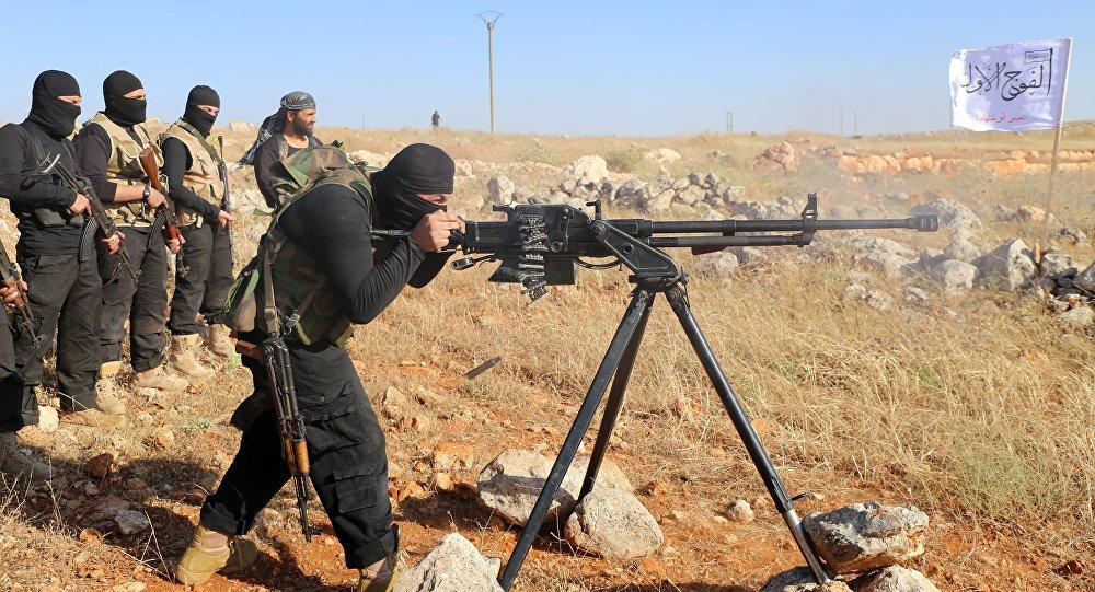 Terroristas intensificam ataques contra exército sírio