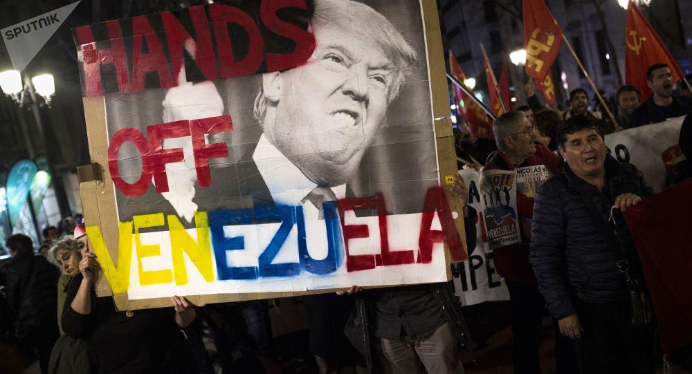 Senador russo: intervenção militar dos EUA na Venezuela será considerada 'agressão'