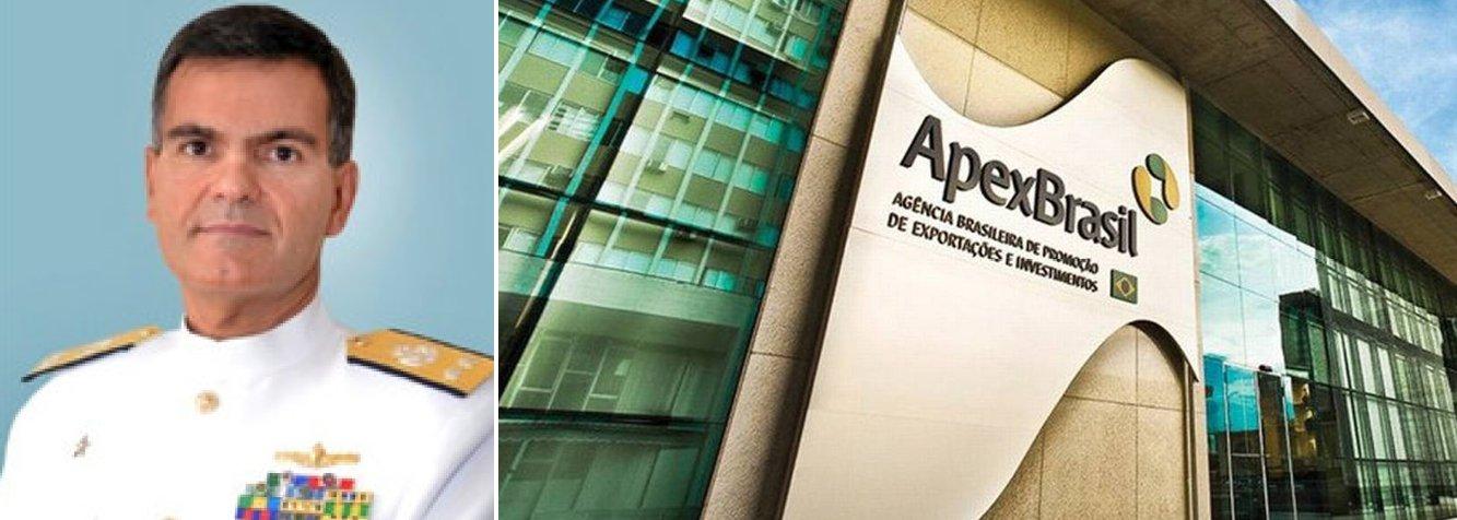 Presidência da Apex será ocupada por militar, confirma Bolsonaro