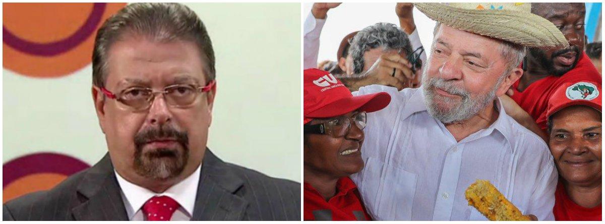 """Florestan critica """"censura"""" imposta pela RedeTV"""