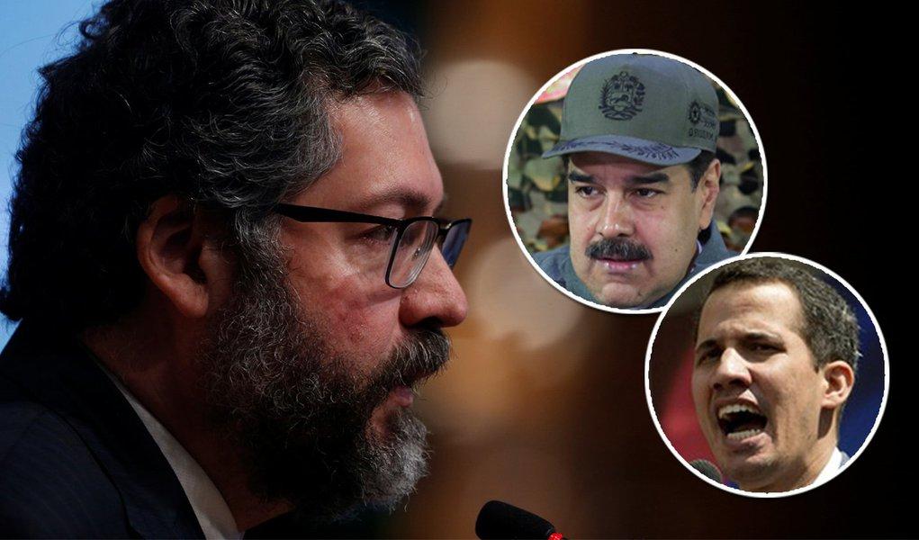 É possível o Brasil intervir militarmente na Venezuela?