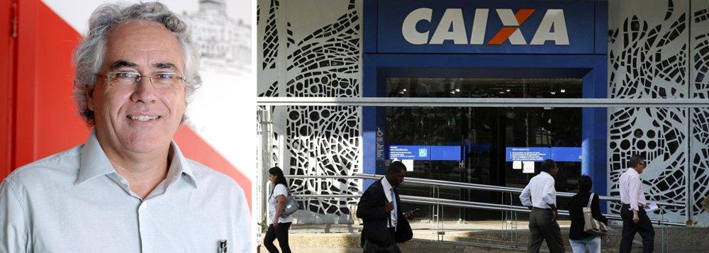 Sérgio Mendonça: bancos públicos têm função social, não buscam lucrar como os privados