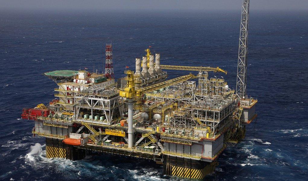 Produção de petróleo da Petrobrás cai 1,9% em março