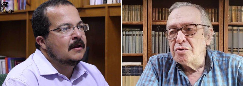 Ideologia de Olavo tem origem nos militares, diz professor da UFRJ