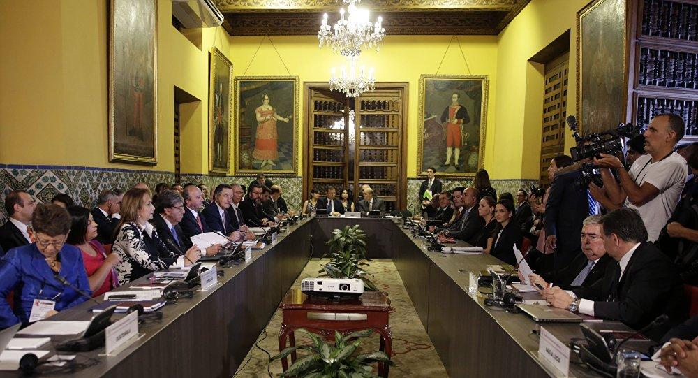 Grupo de Lima se reúne nesta sexta para discutir crise na Venezuela