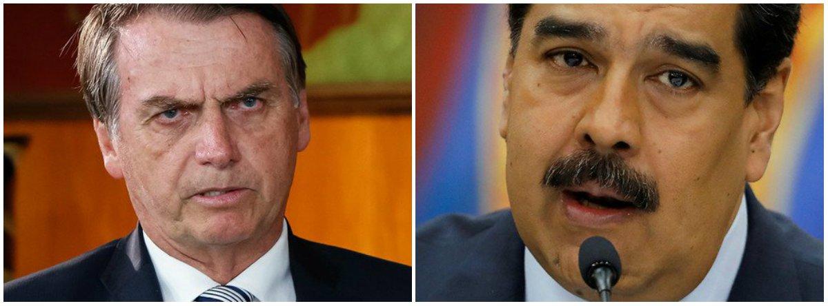 Maioria contra intervenção na Venezuela, diz pesquisa
