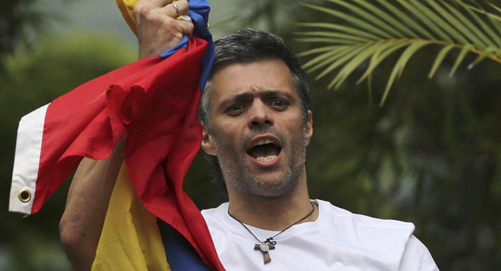 Espanha limitará atividades políticas de Leopoldo López