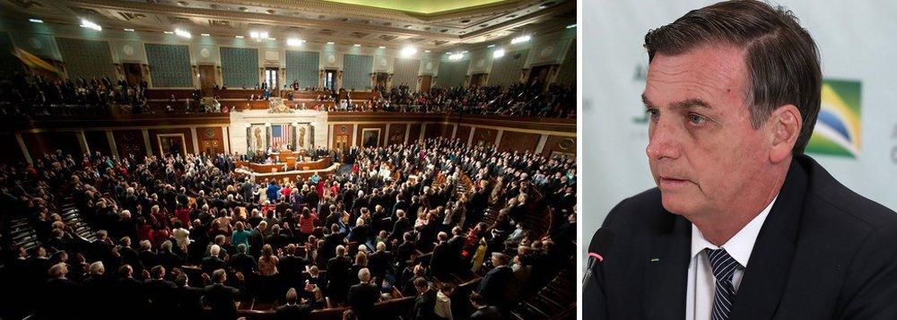 Parlamentares dos EUA condenam violações de direitos humanos pelo governo Bolsonaro