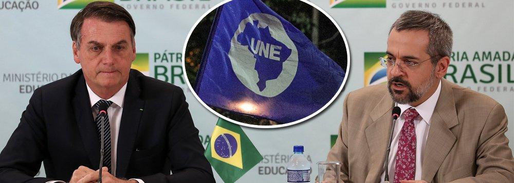 Bolsonaro defende ataque a universidades