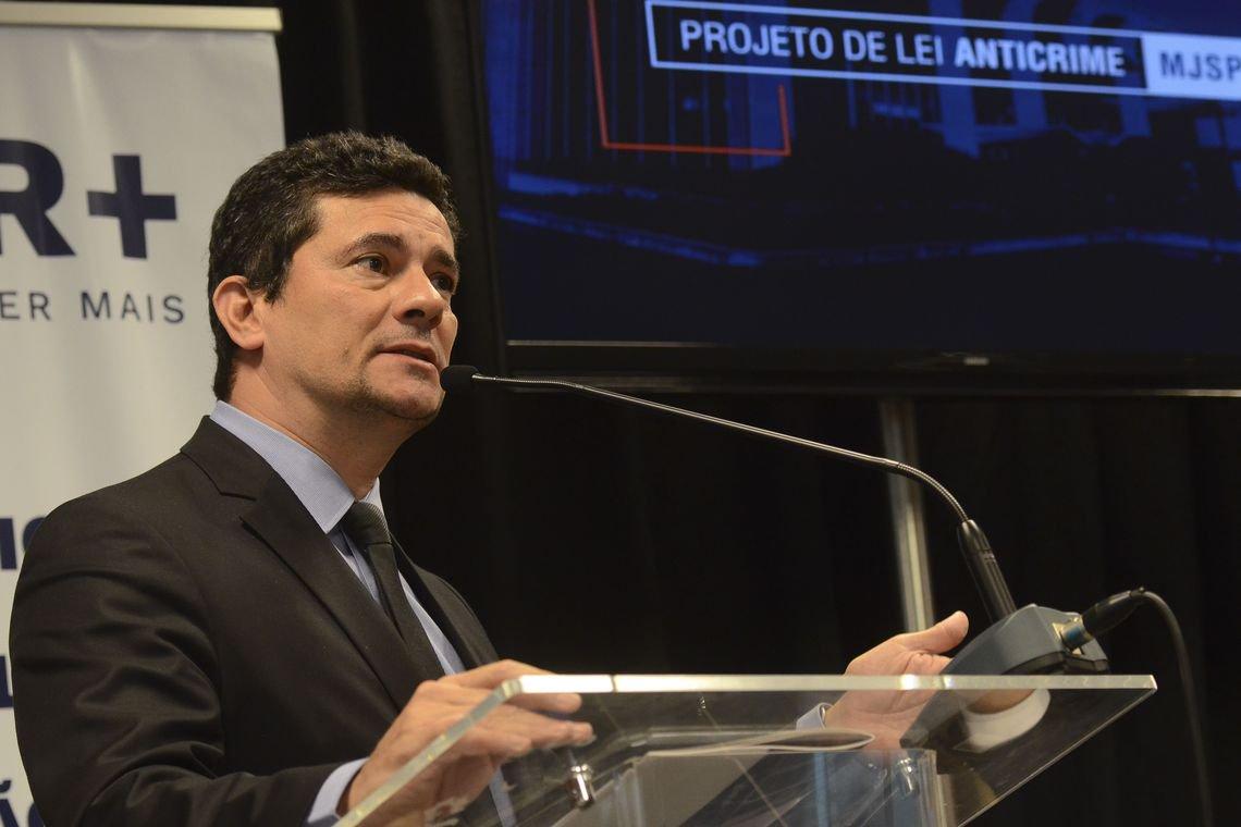 Movimento negro vai à OEA contra pacote 'anticrime' de Moro