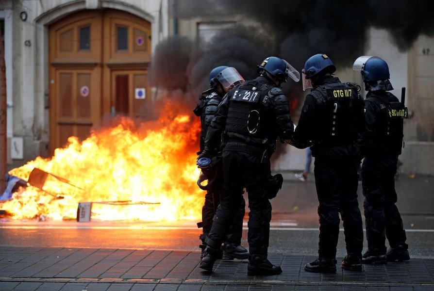 França: impressões e consequências de seu 1º de maio