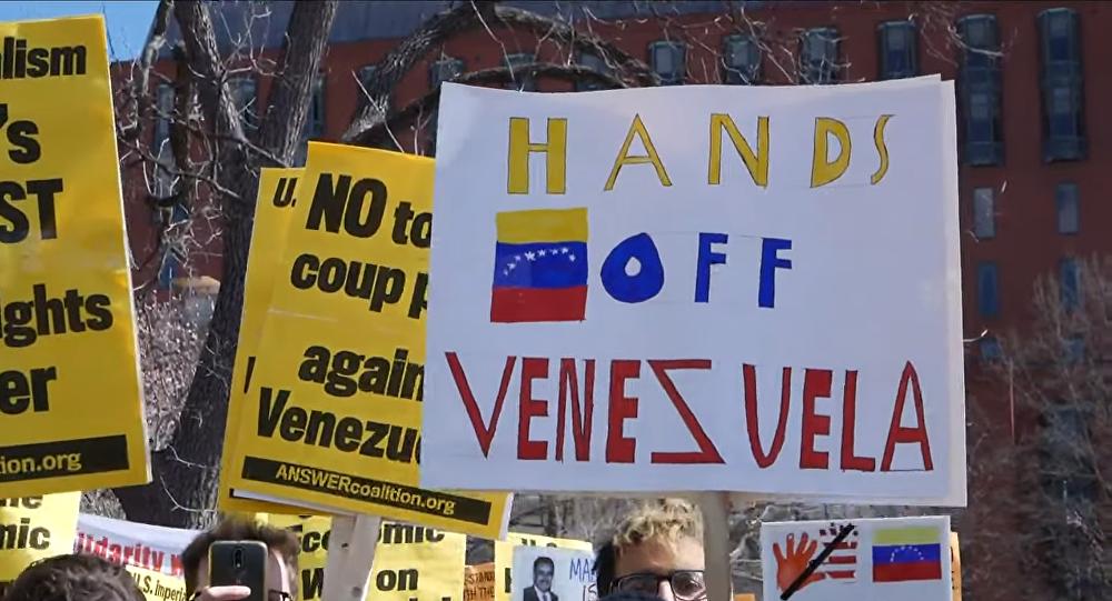 Venezuela abre ação criminal contra golpistas