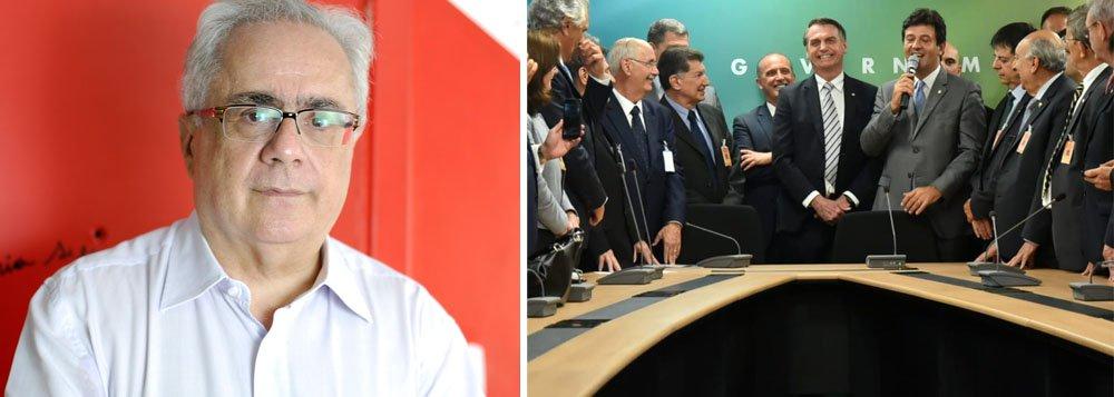 Nassif: Bolsonaro e Ministros têm que responder por crimes de improbidade