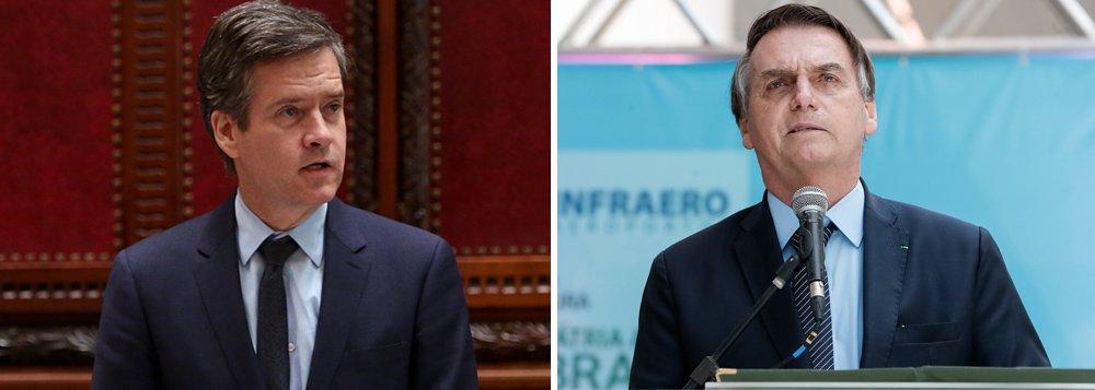 Senador dos EUA cobra hotel por evento com Bolsonaro: convenção do partido nazista?