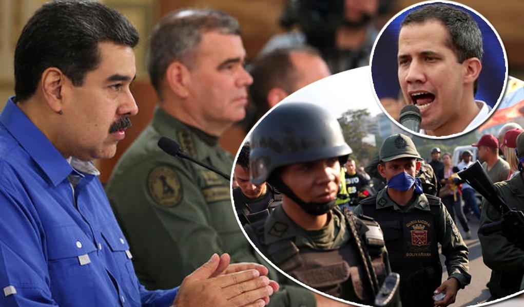 Venezuela, palco de uma guerra híbrida