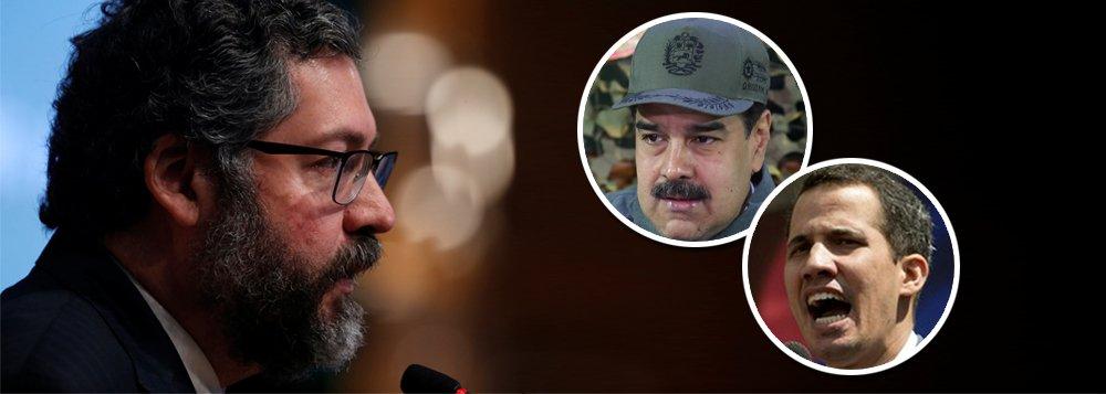 Informações erradas dos EUA fizeram Itamaraty ser derrotado pelos militares