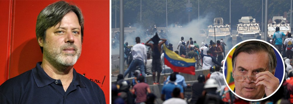 Brian Mier: Brasil virou fantoche dos EUA