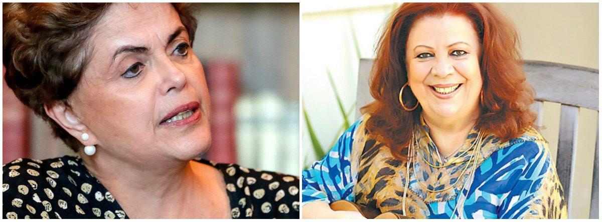 Dilma: Beth Carvalho se identificava com as lutas do povo