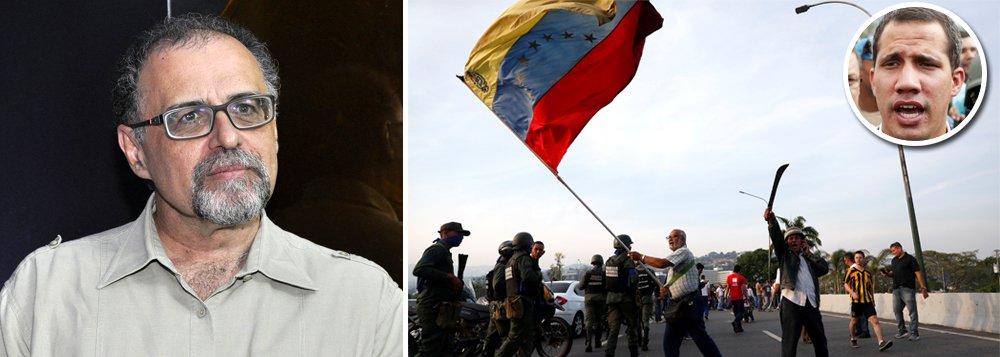 Igor Fuser: figura de Guaidó se esvazia dia após dia. Uma figura patética
