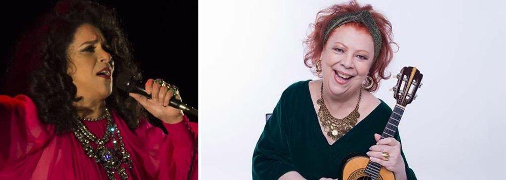 Gal Costa após morte de Beth Carvalho: a música brasileira está de luto