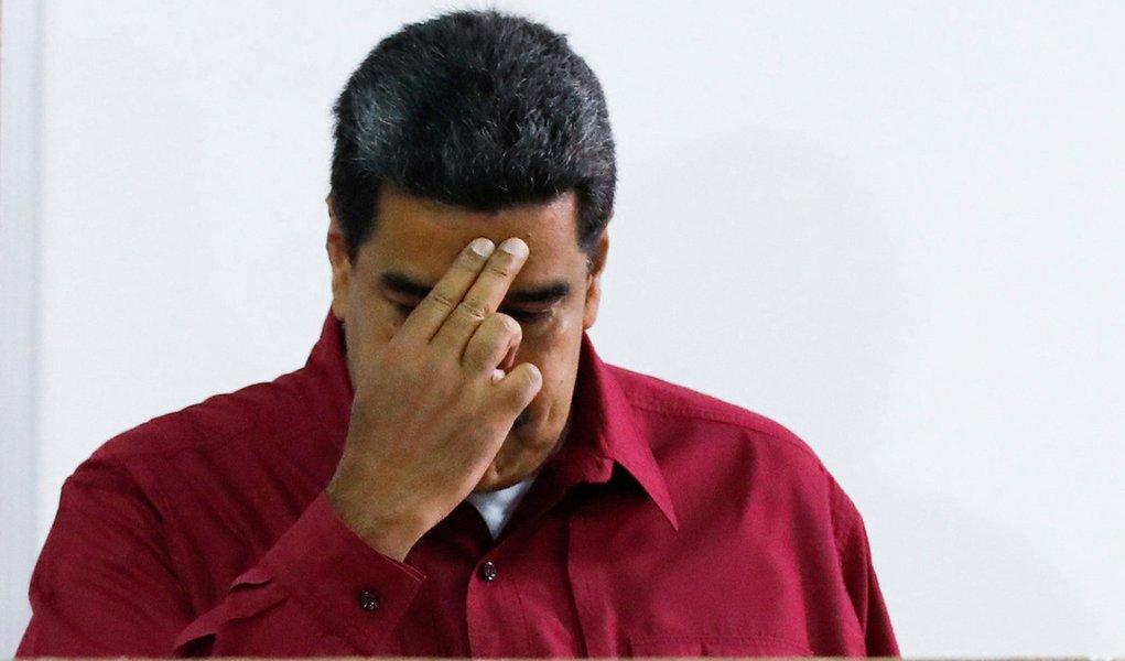 Maduro nega plano de fuga e aponta fake news dos EUA