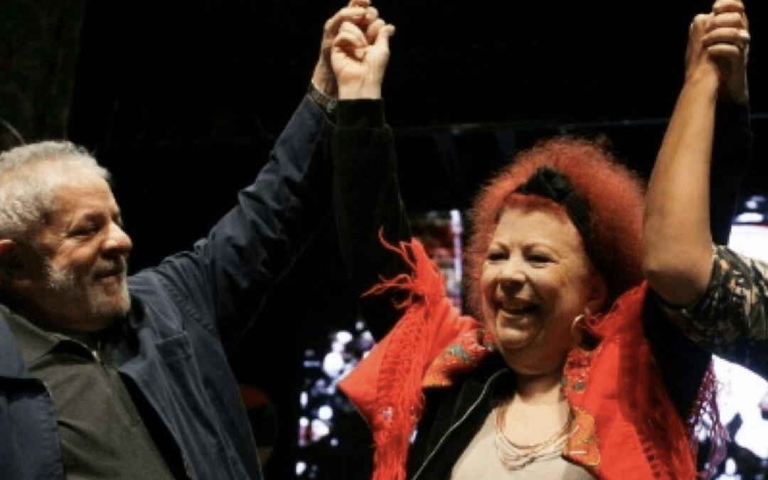 Relembre a música 'Lula Livre', gravada por Beth Carvalho