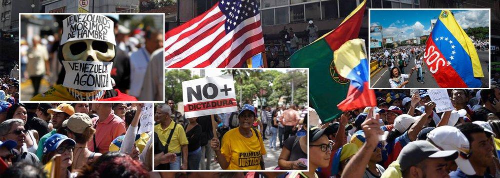 Governo brasileiro esperava golpe na Venezuela para amanhã