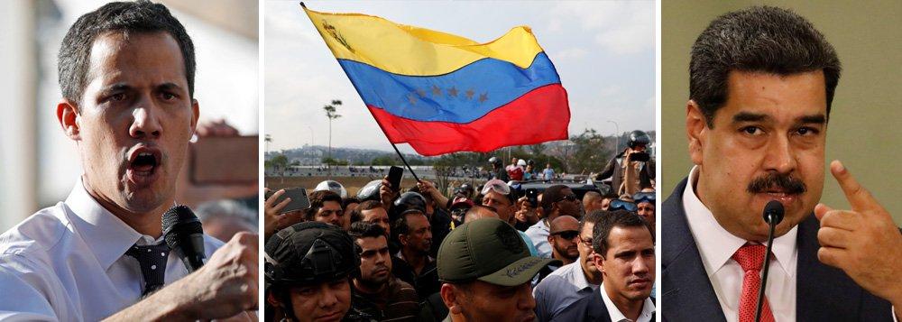 Venezuela: onde estão os tanques?