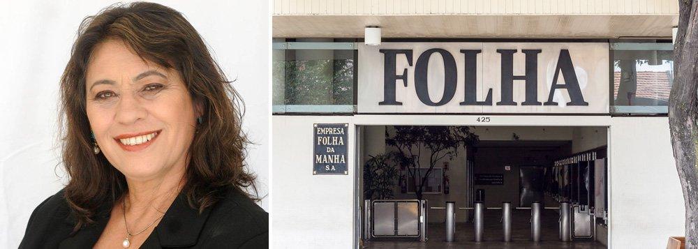 """Tereza Cruvinel critica """"mesquinharia"""" da Folha"""
