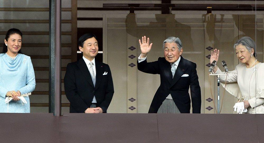 Imperador do Japão abdica do trono e se despede com breve discurso