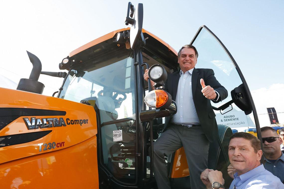 Bolsonaro é risco para a economia, aponta Estado de S. Paulo