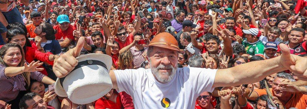 STJ recebe primeiro pedido para libertar Lula desde já