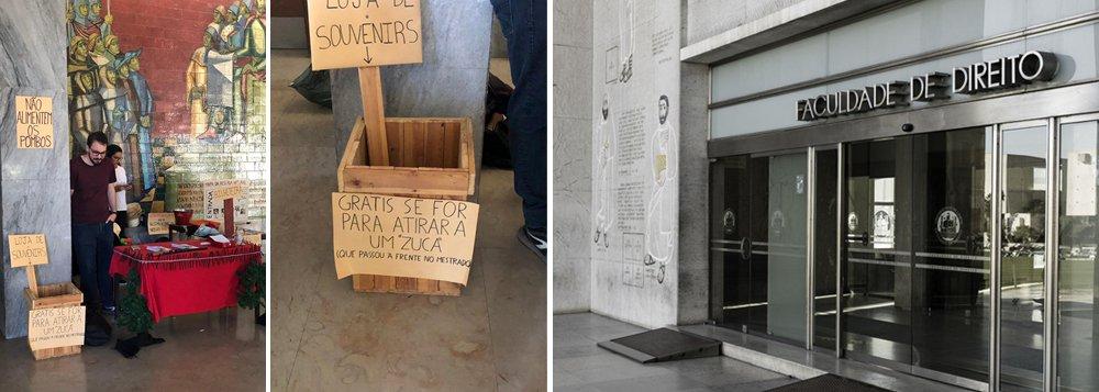 Xenofobia na faculdade de Direito de Lisboa indigna estudantes brasileiros