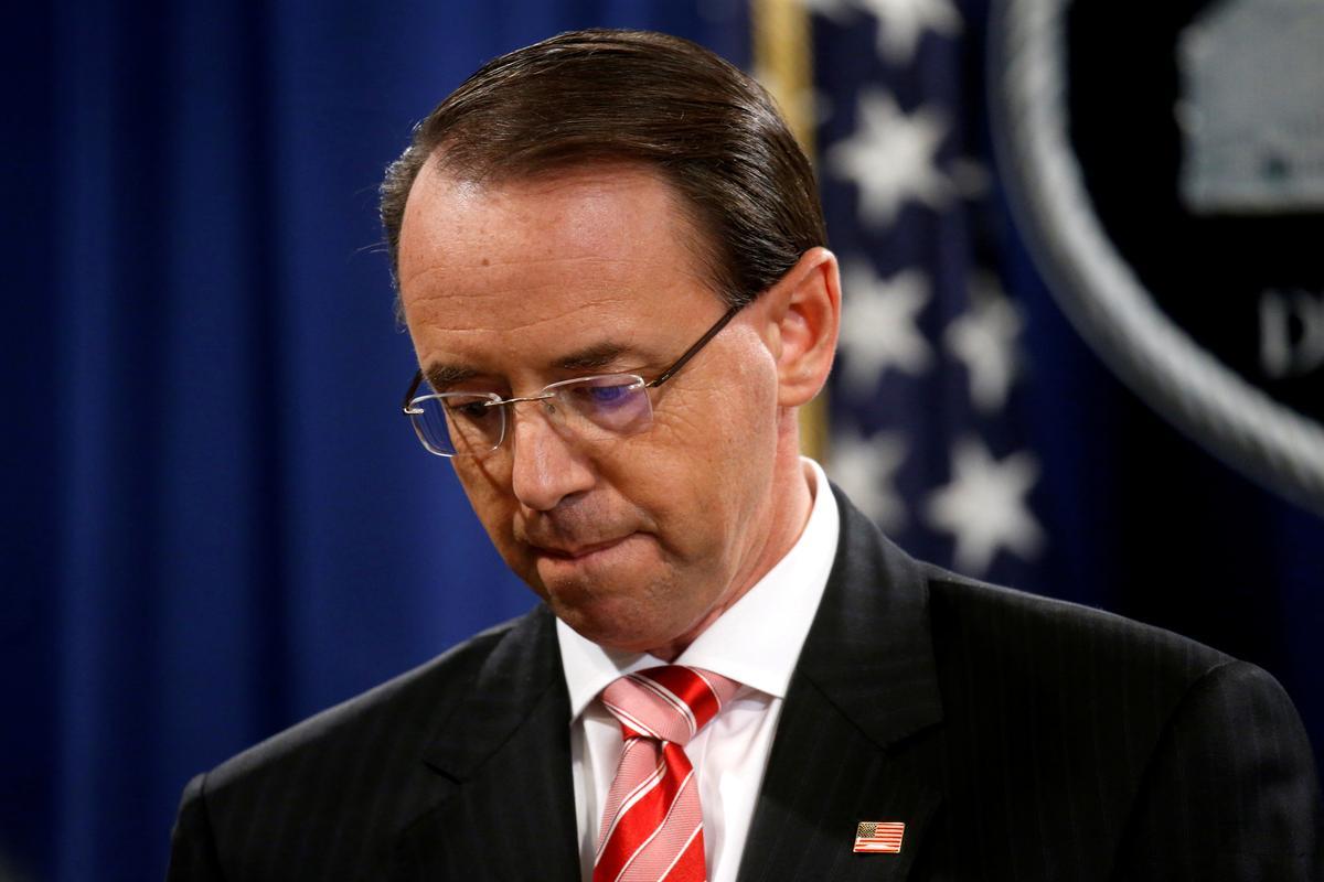 Procurador-geral dos EUA pede demissão a Donald Trump