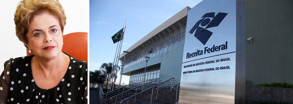 """Dilma cobra investigação de violação de seu sigilo fiscal: """"não foram erros, foram crimes"""""""