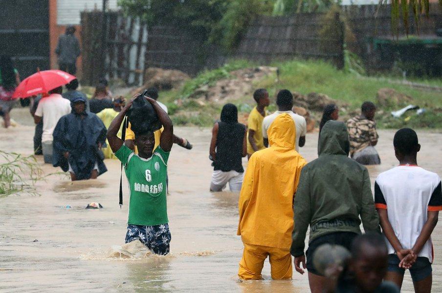 Ciclone Kenneth já deixou 38 mortos em Moçambique, dizem autoridades