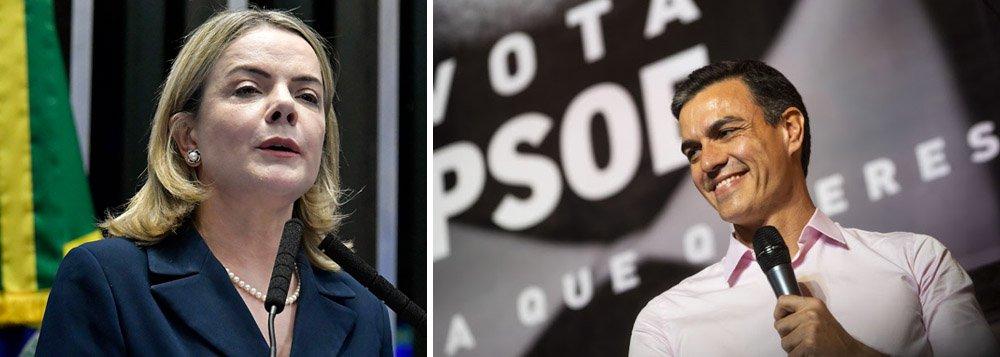 PT: que a vitória do PSOE se reflita nas próximas eleições europeias