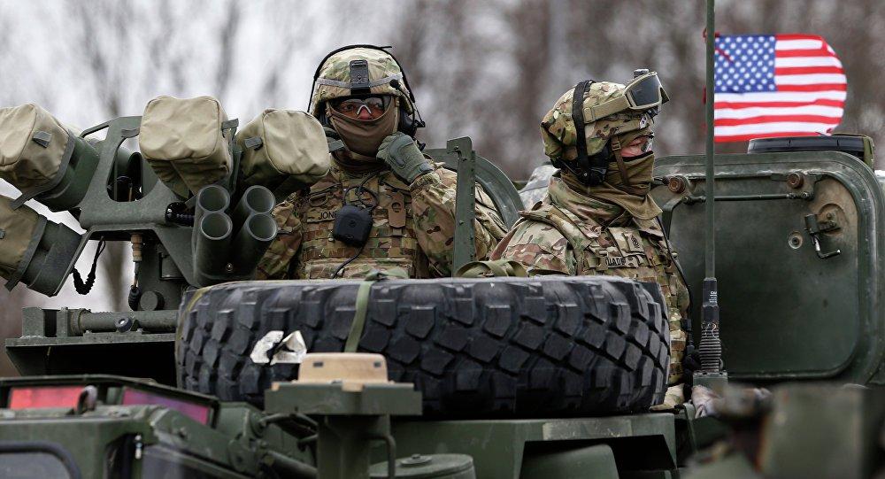 Estados Unidos continuam na liderança mundial em despesa militar