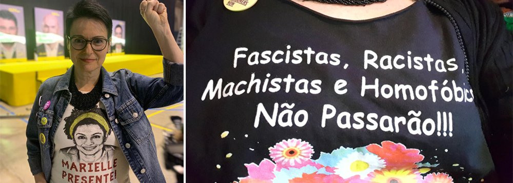 Pela primeira vez uma brasileira é eleita para o Parlamento Espanhol