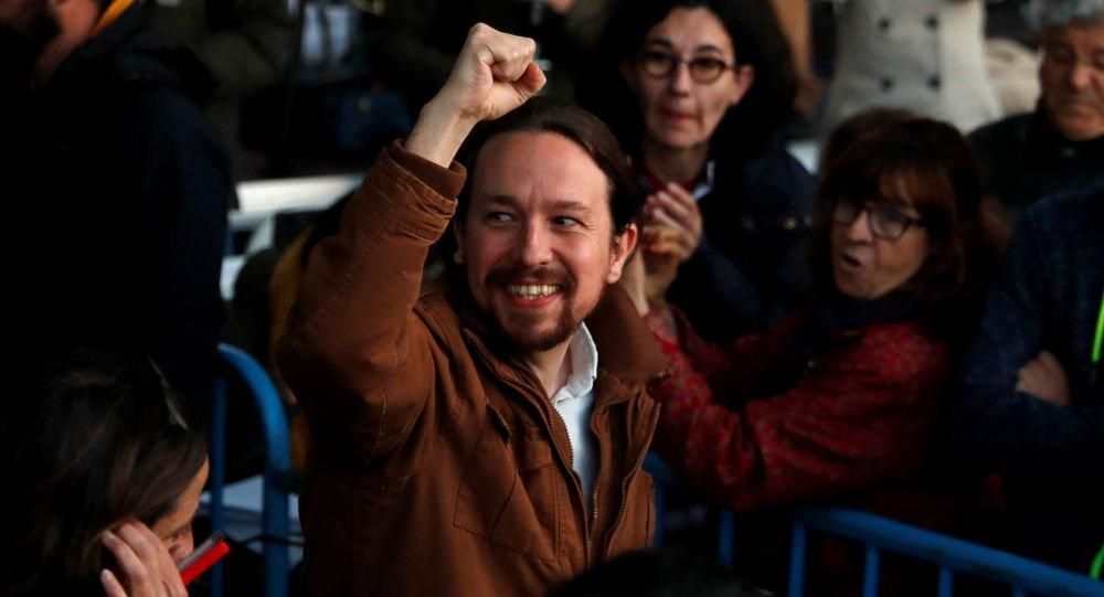 Podemos crê que resultado da eleição pode conter avanço da direita na Espanha