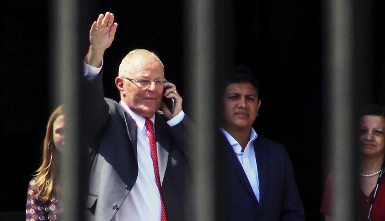 Justiça peruana determina prisão domiciliar a ex-presidente Kuczynski