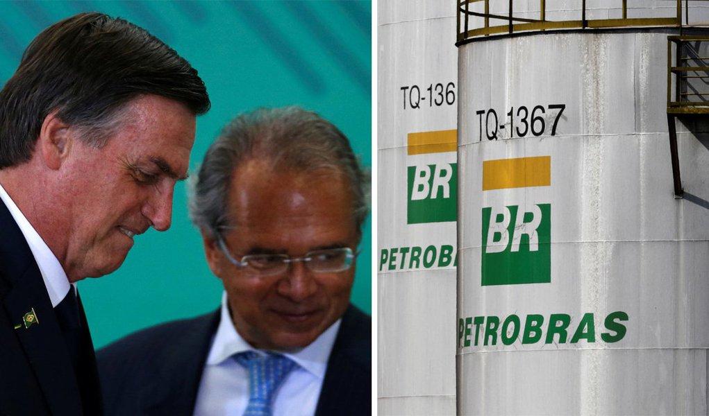 Frente contra venda da Petrobras será lançada no Congresso Nacional