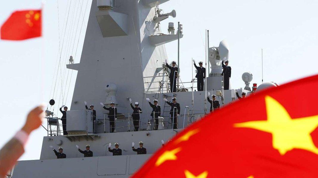 China teria capacidade 'decisiva' para derrotar Marinha dos EUA