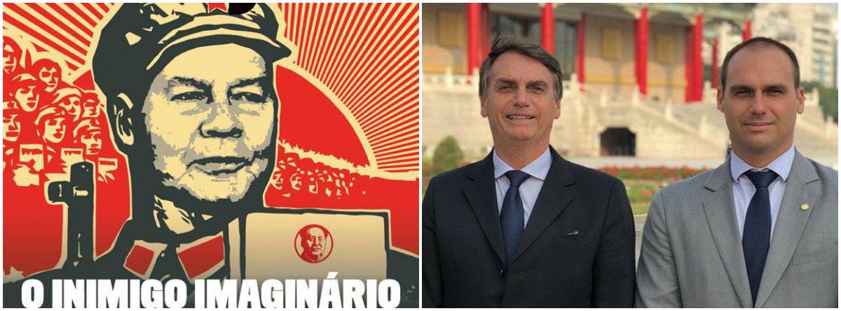 Esmael: Veja coloca Mourão 'maoísta' na capa e atiça delírio bolsonarista