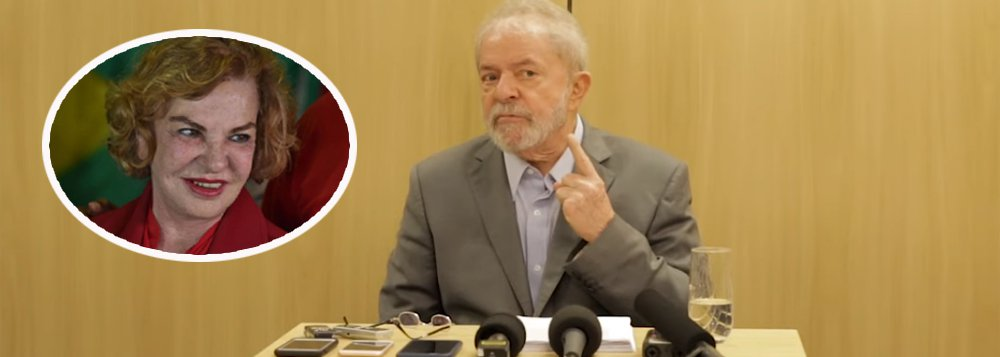 Lula diz que Lava Jato matou Marisa Letícia