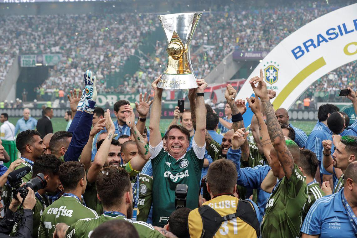 Palmeiras divulga nota para esclarecer falta de acordo com Grupo Globo