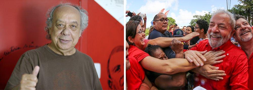 José Trajano: Lula sofre campanha de perseguição permanente