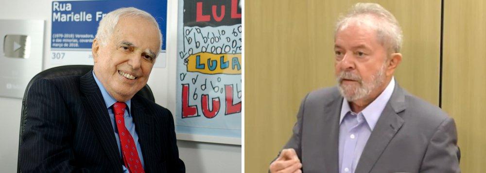 Samuel Pinheiro Guimarães: Brasil somente se pacifica quando Lula for libertado
