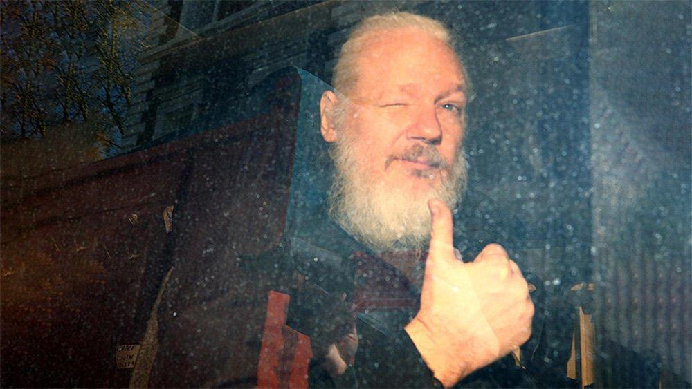Assange diz que não quer ser extraditado para os EUA